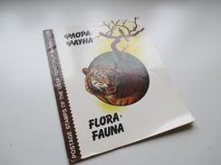 Sowjetunion 1980er Jahre Motivmarken Flora Und Fauna Mit 84 Marken! Verschiedene Tiere Und Pflanzen! - Sammlungen (im Alben)