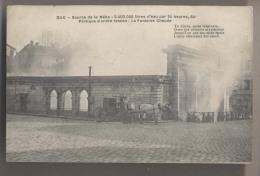 Dax - 1914 - Fiacre Devant La Source De La Néhe - Correspondance Militaire - Dax