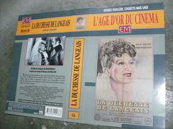"Rare Film : "" La Duchesse De Langeais "" - History"