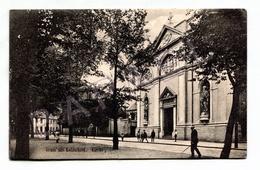 Herzogenrath (Allemagne) - Quartier De Kohlscheid - L'Église (Circulé En 1919) - Aken