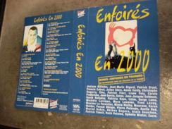 """Rare Film : """" Les Enfoirés En 2000 """" - Concert Et Musique"""