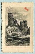 Saint-Étienne (42) - Ruines De Rochetaillée - Publicité ''Maggi'' - Illustrateur G. Fraipont (Recto-Verso) - Autres Illustrateurs