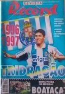 BILAN DU CHAMPIONNAT DU PORTUGAL 1996/1997 - Livres, BD, Revues
