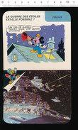 Fiche Disney Humour La Guerre Des étoiles Vaisseau Spatial De L'Empire Contre-attaque   / IM 01/D-1 - Unclassified