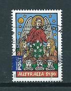 2010 Australia $1.30 Christmas,kerst,noël,weihnachtenused/gebruikt/oblitere - 2010-... Elizabeth II