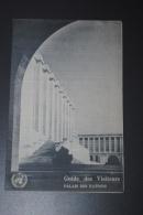 Ancienne Brochure Touristique Guide Du Visiteur Palais Des Nations Unies Genève Suisse - Tourism Brochures