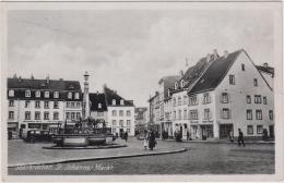 AK - SAARBRÜCKEN - St. Johanner Markt 1941 - Saarbrücken