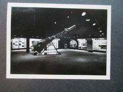 Berlin Urania 1963 Sonderkarte + 2 Vignettenblocks. Nasa Weltraumfahrt Ausstellung. Sonderstempel - Vignetten (Erinnophilie)