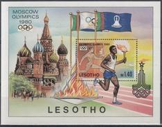 LESOTHO 1980 HB-5 NUEVO - Lesotho (1966-...)