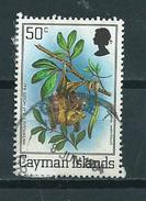 1980 Cayman Islands Plants,flowers,fleurs Used/gebruikt/oblitere - Kaaiman Eilanden