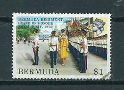 1982 Bermuda Regiment Used/gebruikt/oblitere - Bermuda