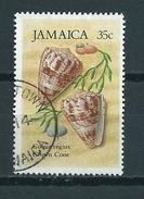 1987 Jamaica Sealife,shell Used/gebruikt/oblitere - Jamaica (1962-...)