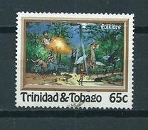 1982 Trinidad&Tobago Folklore Used/gebruikt/oblitere - Trinidad En Tobago (1962-...)