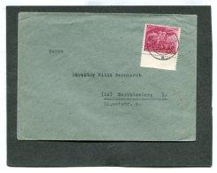 Deutches Reich Brief 1945 Ef Michelnr. 908 - Germania