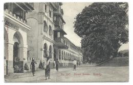 +++ CPA - Asie - Asia - Sri Lanka - Ceylon Ceylan - KANDY - Street Scene   // - Sri Lanka (Ceylon)