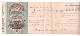 Russia // Bill Krivoy Rog 1929 Year 45 Karbovancev - Russia