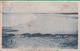 44 - Saint Brévin - Panorama De La Plage - Editeur: Hougaroux N°115 - Saint-Brevin-l'Océan