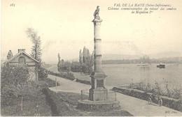 Val De La Haye - Colonne Commémorative Du Retour Des Cendres De Napoléon 1er. - Other Municipalities
