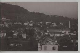 Ober-Uzwil Oberuzwil - Stempel: Winterthur Seen - SG St. Gall