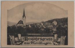 Neujahrsgruss Aus Montlingen - SG St. Gall