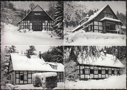 Germany Waldheim 1966 / Bielefeld / Waterbor / Cafe, Restaurant, Pension - Hoteles & Restaurantes