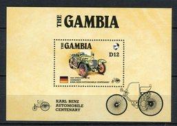 Gambia 1986. Yvert Block 25 ** MNH. - Gambie (1965-...)