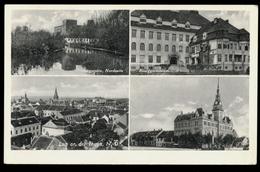 [019] Laa An Der Thaya, Gymnasium - Burg, Gel. 1952, Bez. Mistelbach, Verlag Mörtl (Wien) - Laa An Der Thaya