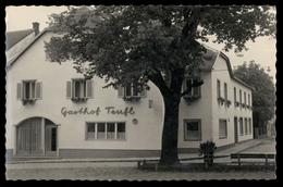 [019] Purgstall, Gasthof Teufl, ~1960. Bez. Scxheibbs, Verlag Roschmann (Purgstall) - Purgstall An Der Erlauf