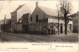 1 PC  Merxem Merksem Afspanning Den Laat Los   Estaminet Haver Hooi Stro   UItg Hermans N°2 Anno 1902 - Antwerpen