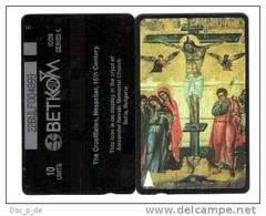 Bulgaria - Betkom - GPT - 22BULF - The Crucifixion  - Ikone - Bulgarien