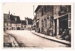 MARNAY  70  Grande Rue Et Place Mairie - Autres Communes