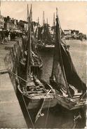CPA-1948-44-LE POULIGUEN-BATEAUX De PECHE à QUAI-BE - Le Pouliguen
