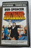 Une K7 Vidéo INSPECTEUR BULDOZER Bud Spencer - Crime