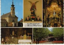 Austria / Österreich -  Maria Ellend  DONAU - WALLFAHRTSORT BEI WEIN - WALLFAHRTSKIRCHE - Bruck An Der Leitha
