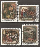 Luxemburg 1984 // Michel 1100/1103 O