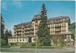 T1822 Scuol Schuls - Hotel Engadinerof / Viaggiata - GR Grisons