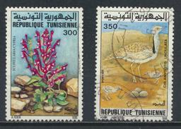°°° TUNISIA - Y&T N°1259/60 - 1995 °°° - Tunisia (1956-...)