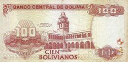 BOLIVIA P. 241 100 R 2008 UNC - Bolivië