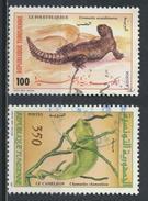 °°° TUNISIA - Y&T N°1302/3 - 1997 °°° - Tunisia (1956-...)