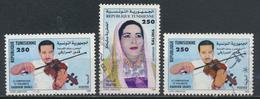 °°° TUNISIA - Y&T N°1347/48 - 1998 °°° - Tunisia (1956-...)