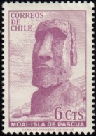 CHILE - Scott #347 Easter Island Discoveries / Mint NH Stamp - Chile