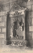 CPA Sarrance Intérieur De L'Eglise - Tableau Du XV°s. Représentant Le Miracle De Sarrance - France