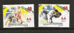 MACEDONIA 2016,OLYMPIC GAMES,RIO,MNH - Macédoine