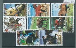 LOT ST TOME ET PRINCE OB - Vrac (max 999 Timbres)