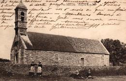 LE POULDU -29- CHAPELLE ST MAUDET - Le Pouldu