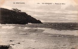 LE CONQUET -29- POINTE DU BILLON - Le Conquet