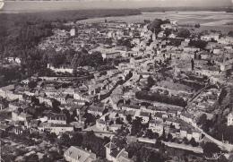 Briey - Vue Générale Aérienne - Circulé 1952 - Briey