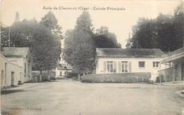 CLERMONT - Asile, Entrée Principale. - Clermont