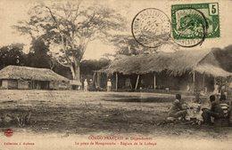 CONGO FRANCAIS LE POSTE DE MONGOUMBA REGION DE LA LOBAYE - Congo Français - Autres