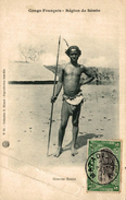 CONGO FRANCAIS REGION DE SEMIO GUERRIER BASSIRI - Französisch-Kongo - Sonstige